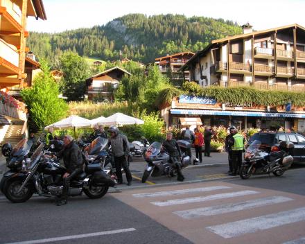 Alpen Le Grand Bornand Motor