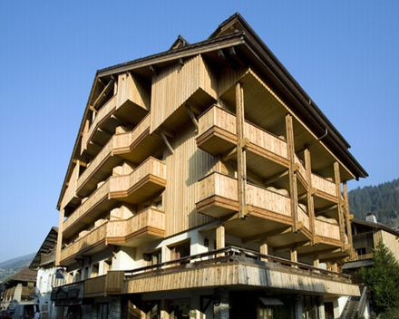 Best Western Les Saytels in Le Grand Bornand