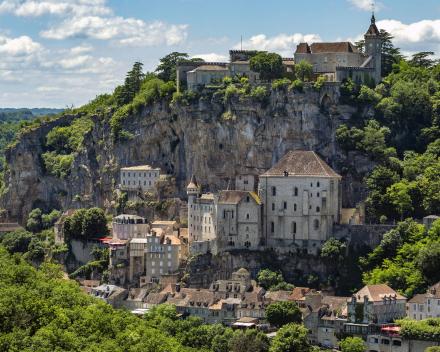 Dordogne Motorroutes Rocamadour
