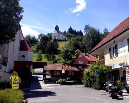 Zonnig Karinthië en Steiermark