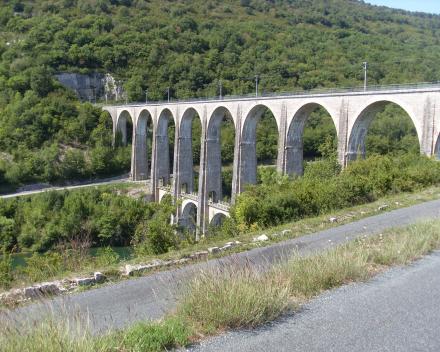 Franse Jura Motorreis