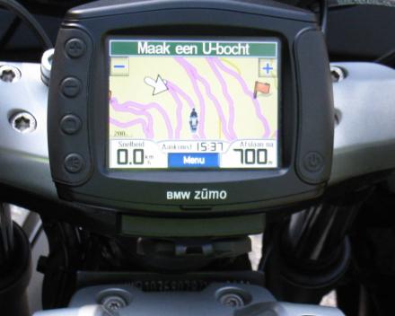 GPS Routes Frankrijk