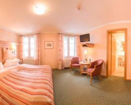 Grüner Baum Hotel Kamer