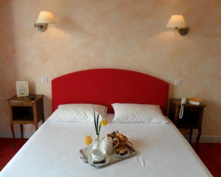 Hotel Beausejour Kamer