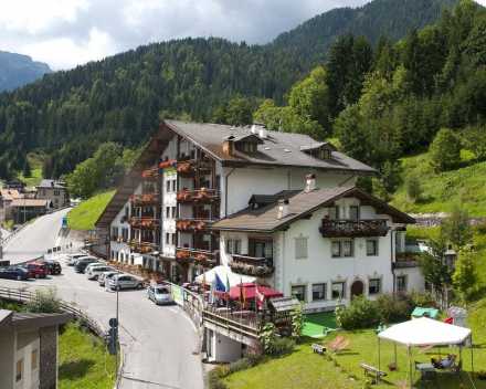 Hotel Belvedere Falcade