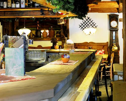 Hotel Belvedere Falcade Bar