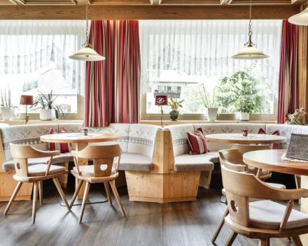 Hotel Christeinerhof Dolomiti Restaurant