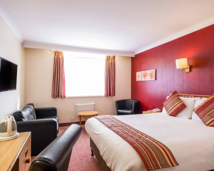 Hotel Comfort Inn Arundel Kamer