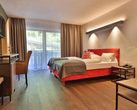 Hotel Fliesserhof Fliess Kamer