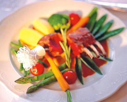 Hotel Fliesserhof Fliess Restaurant
