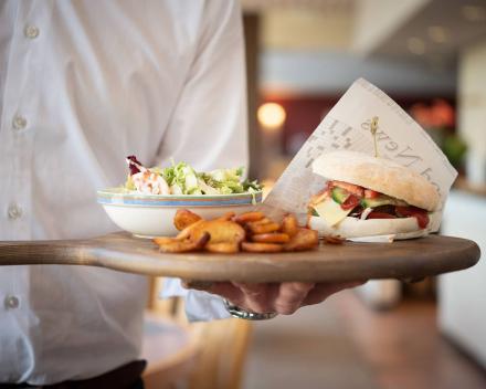Greenpark Brugge Hamburger Diner