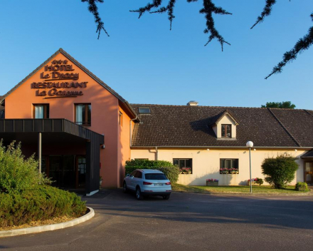 Hotel Le Dracy in Dracy-le-Fort
