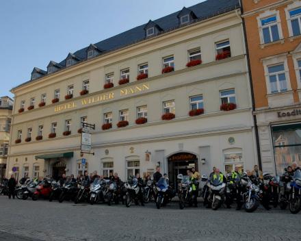 Hotel Royal Inn Wilder Mann Annaberg-Buchholz