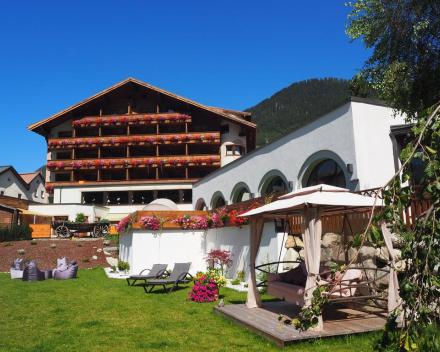 Hotel Tirolerhof in Nauders