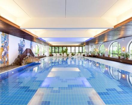Hotel Tirolerhof in Nauders Zwembad Wellness