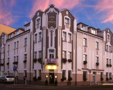 Hotel U Divadla Praag