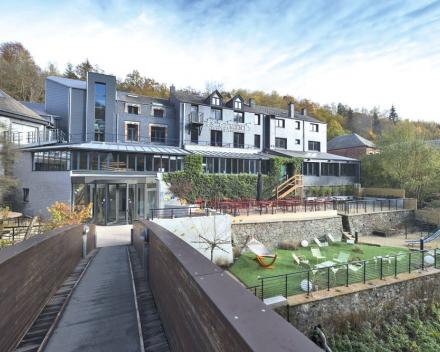 Hotel Val de Poix Buitenaanzicht