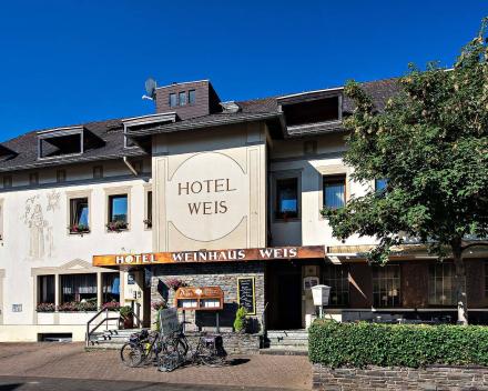 Hotel Weinhaus Weis in Leiwen