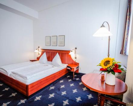 Hotel WIlder Mann Annaberg Kamer