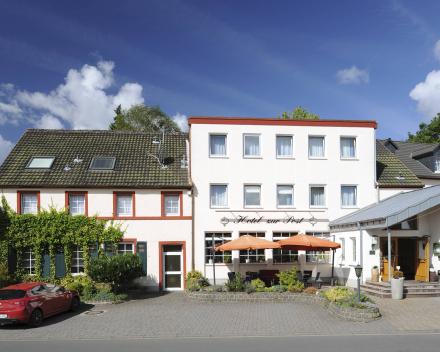 Hotel Zur Post in Deudesfeld Eifel