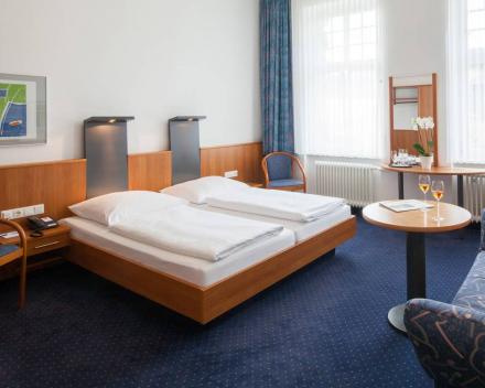 Hotelkamer Der Achtermann