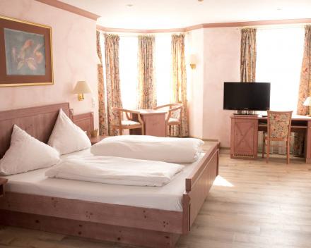 Hotelkamer Hirsch