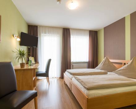 Kamer in Hotel Langen Moezel