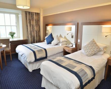 Kendal Hotel Riverside Kamers