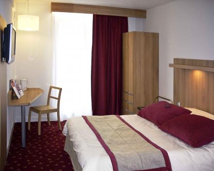 Mercure Abbeville Hotel Kamer