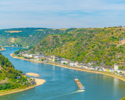 Motoreis naar de Rijn en de Lahn
