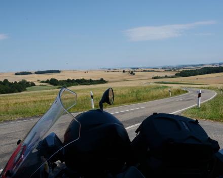 Motorreis Eifel