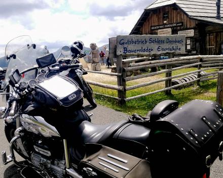 Motorreis Karinthië in Oostenrijk