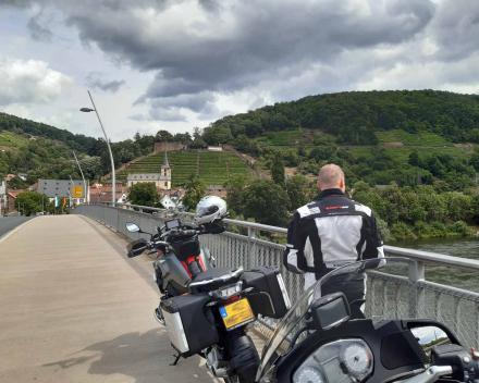 Motorreis Odenwald