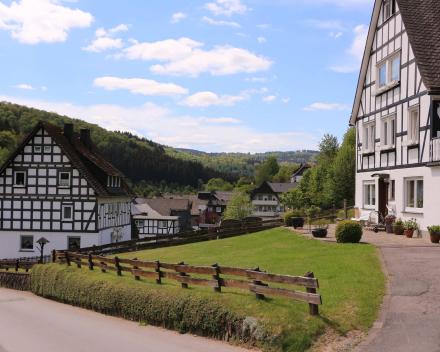 Motorreis Sauerland Duitsland
