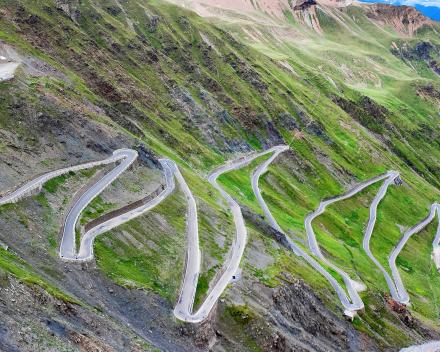 Motorreis Tirol Nauders