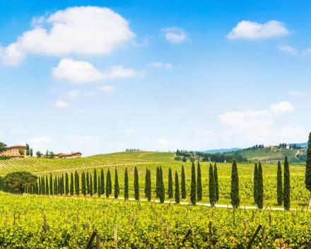 Motorreizen Toscane Italië