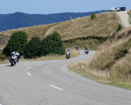 Motorrijden Elzas Vogezen Frankrijk