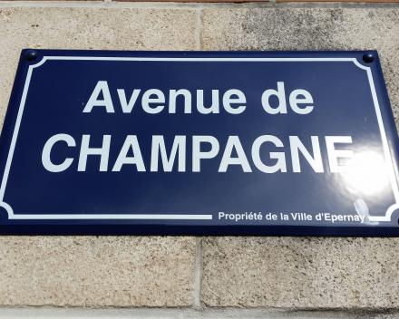 Motorrijden in de Champagne Streek