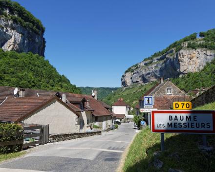Motorrijden in de Franse Jura