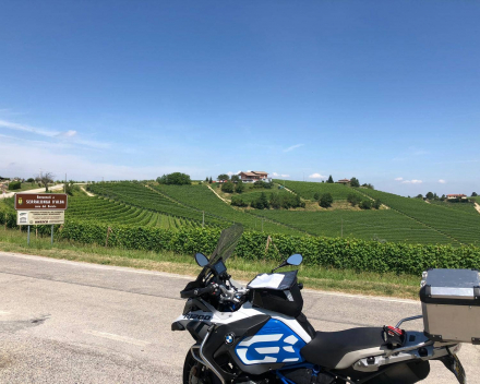 Motorrijden Italiaanse Riviera