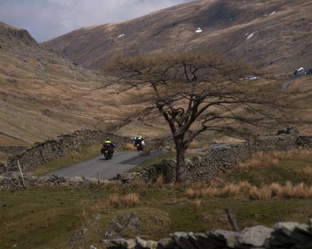 Motorrijden Schotland