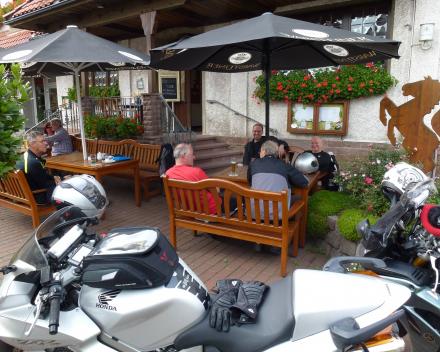 Motorrit Weserbergland