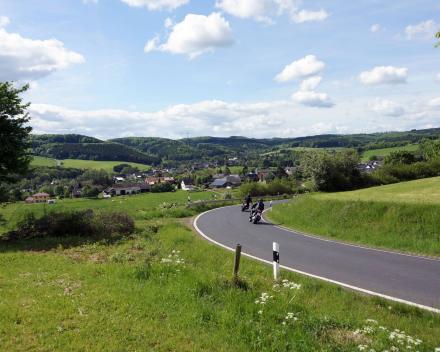 Motorroute Eifel Duitsland