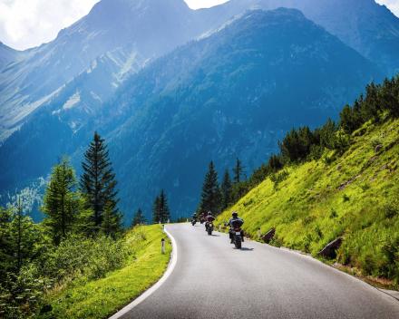 Motorroutes in de Franse Alpen