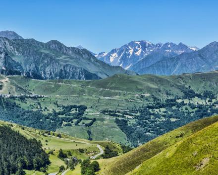 Motorroutes Pyreneeen