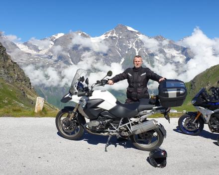 Motorroutes Tirol