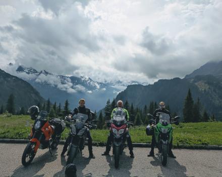 Motortour Oostenrijk