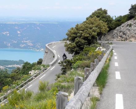 Motortour Provence