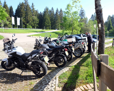 Motorvakantie Schwarzwald