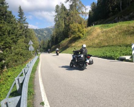 Motorvakantie Tirol Oostenrijk